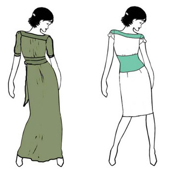 dress alteration