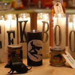 halloween candles diy