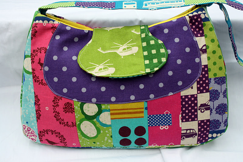 hand bag sewing tutorial