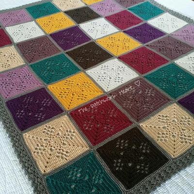 crochet pachwork