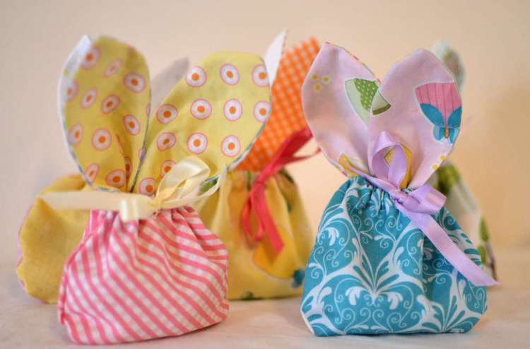 bunnt treat bag pattern